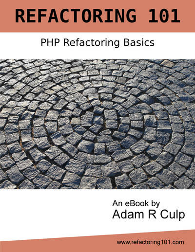 Refactoring 101 cover page