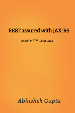REST assured with JAX-RS