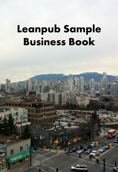 Sample Business Book
