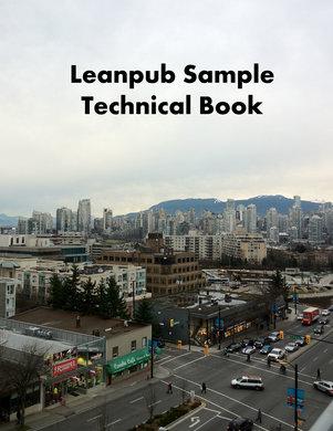 Sample Technical Book