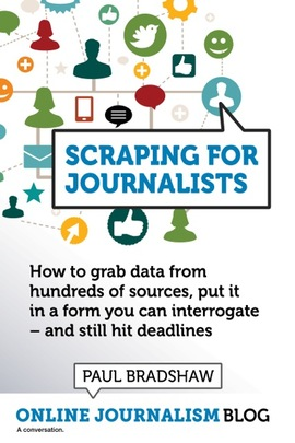 Scraping for Journalists ebook