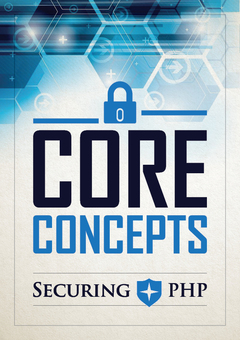 Securing PHP: Core Concepts cover page