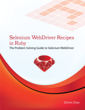 Selenium Recipes in Ruby