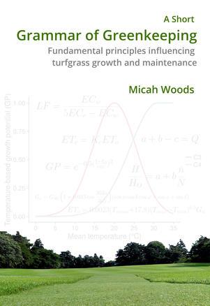 A Short Grammar of Greenkeeping