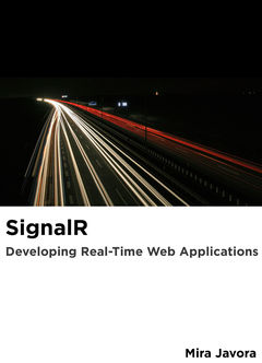 SignalR: Developing Realtime Web Applications cover page