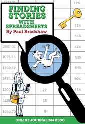 Finding Stories in Spreadsheets cover page