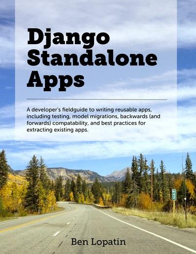Django Standalone Apps