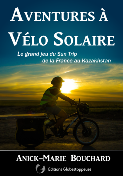 Aventures à vélo solaire