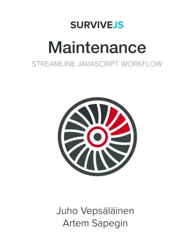 SurviveJS - Maintenance