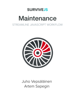SurviveJS - Maintenance