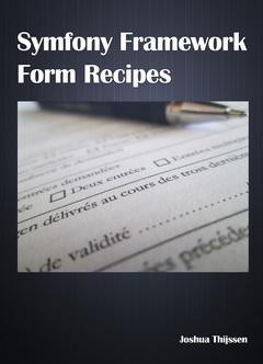 Symfony Framework Recipes - Forms