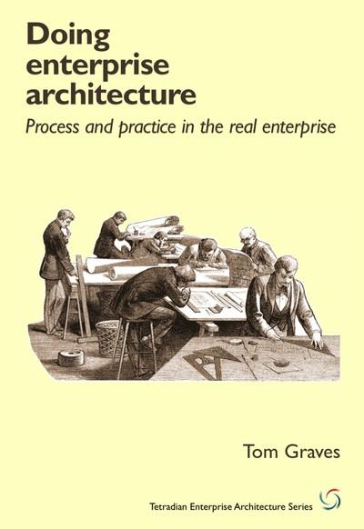 Doing enterprise architecture cover page