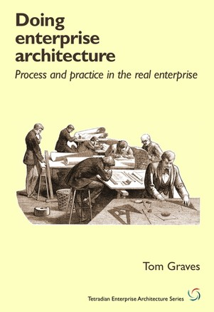 Doing enterprise architecture cover page