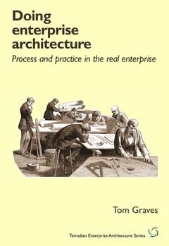 Doing enterprise architecture