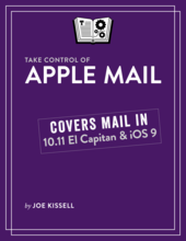 Take Control of Apple Mail (1.0)