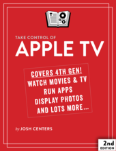 Take Control of Apple TV