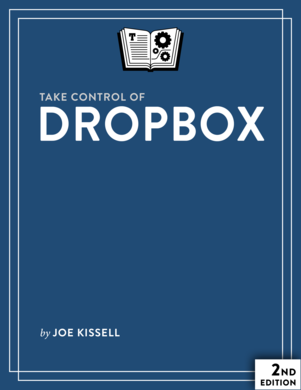 Take Control of Dropbox, Second Edition
