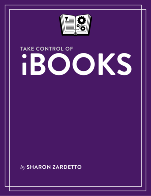 Take Control of iBooks