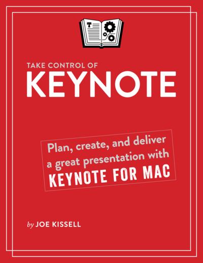 Take Control of Keynote