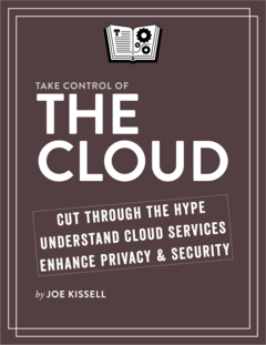 Take Control of the Cloud