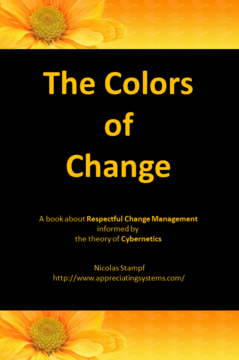 The Colors of Change cover page