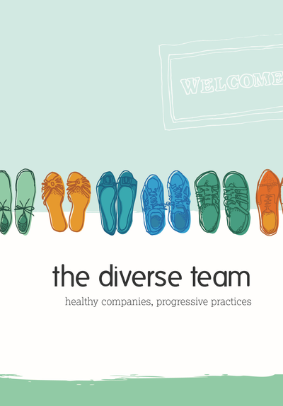 The Diverse Team cover page
