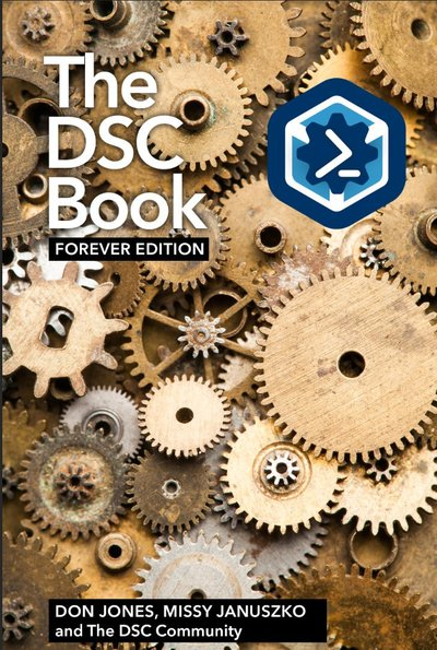 The DSC Book: Second Edition by Don Jones
