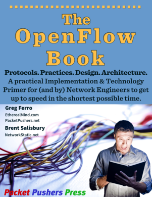 The OpenFlow Book cover page