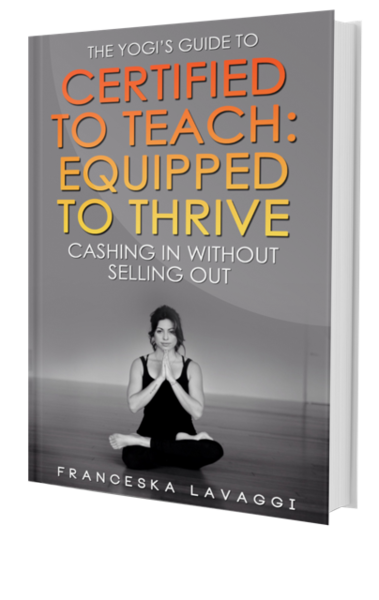 Certified to teach Equipped to thrive: