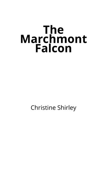 The Marchmont Falcon