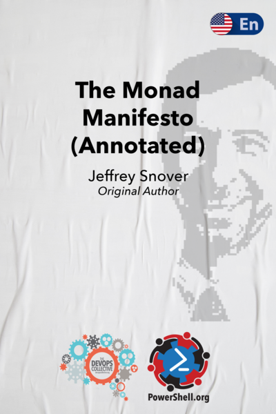 The Monad Manifesto, Annotated