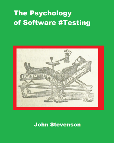 The Psychology of Software #Testing