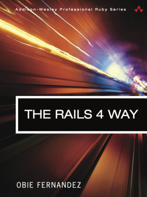 The Rails 4 Way cover page