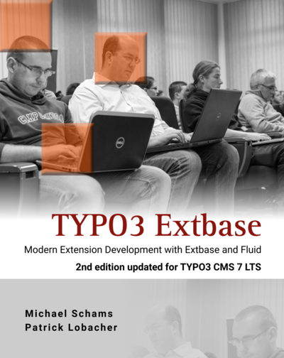 TYPO3 Extbase (English)