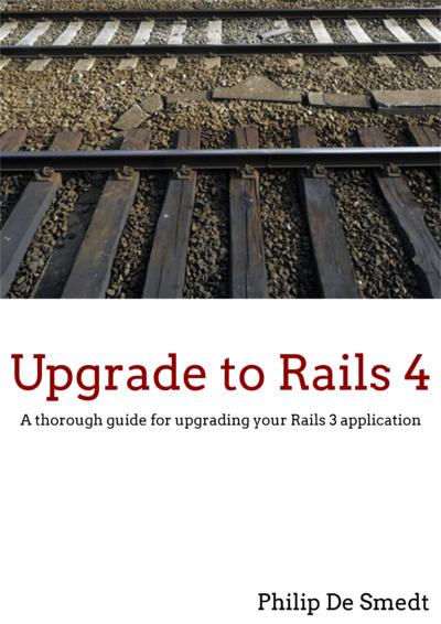 Upgrade to Rails 4