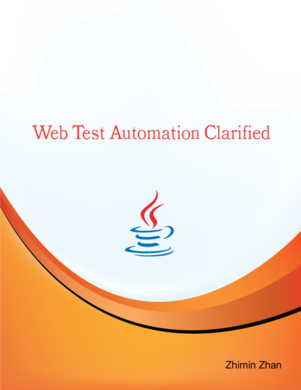 Web Test Automation Clarified