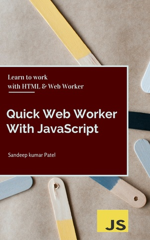 Quick Web Worker With JavaScript