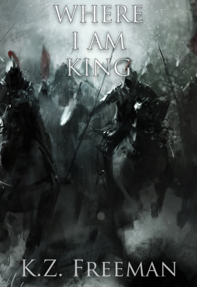 Where I am King cover page