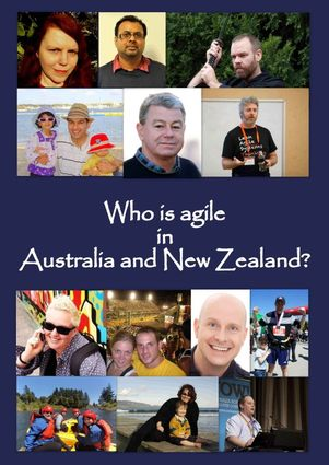 Who is agile in Australia & New Zealand?