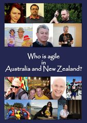 Who is agile in Australia & New Zealand? cover page