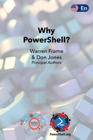 Why PowerShell?