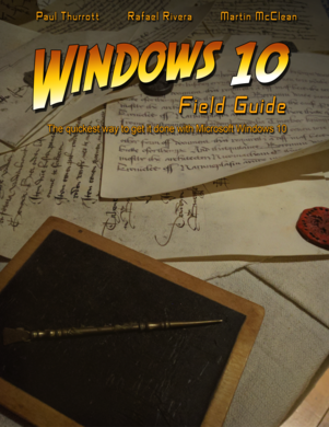 Windows 10 Field Guide