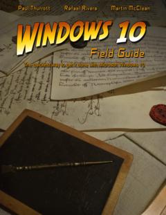 Windows 10 Field Guide