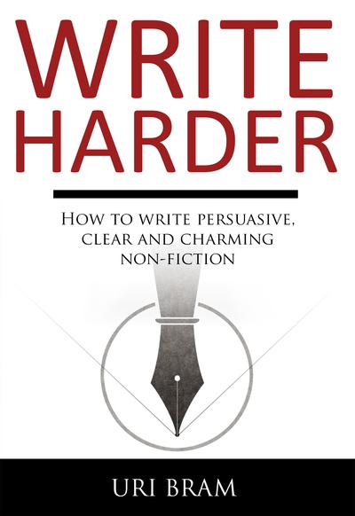 Write Harder