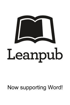 Writing a Leanpub Book in One Word Document