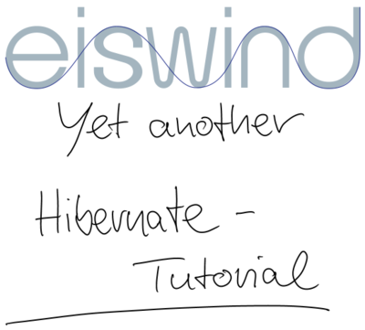 (Yet another) Hibernate Tutorial