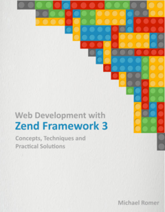 Web Development with Zend Framework 3 cover page