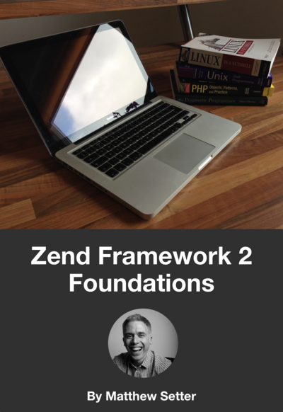 Zend Framework 2 Foundations cover page
