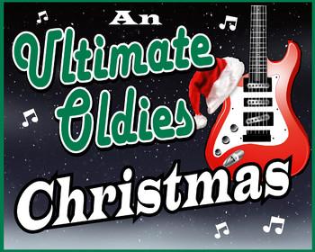 Ultimate christmas logo