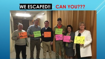 We escaped!! %e2%80%93 can you 12
